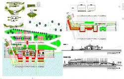 Boat Club House Design