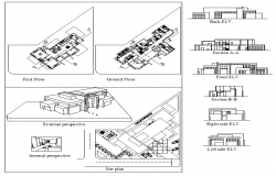 Medical Centre Design Plan
