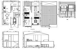 House plan layout design
