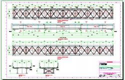 Metal Bridge Beam design