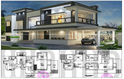 Residential House Project