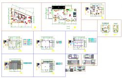 Restaurant  Room Plan