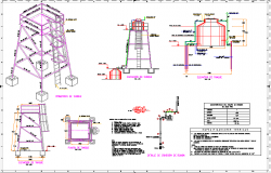 Storage Tank Detail