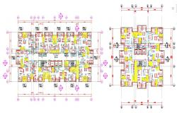 1 bhk apartment floor plan