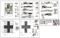 Hospital Detail plan project