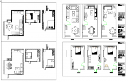 House different lay-out