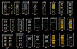 Contemporaneas Doors