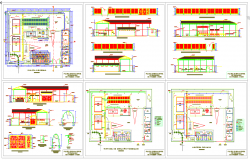 Factory Machinery Design