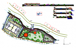 Sport Ground Architecture Design