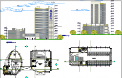 financial center dwg file