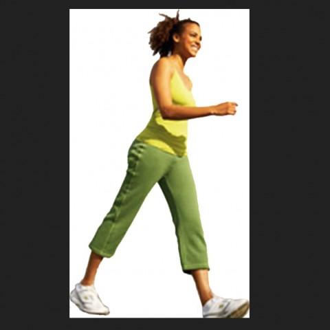Girl in gym sports wear detail 3d model CAD blocks layout file