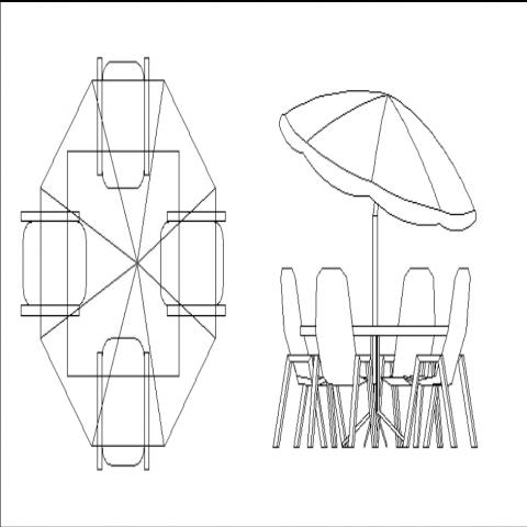 Outdoor furniture detailing file
