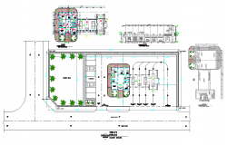 plan of hospital dwg file