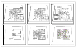 plan of house dwg file