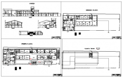 primary health care center floor plan