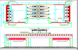 school health unit dwg file