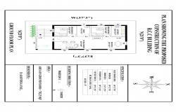 south facing Building floor plan as per vasthu  sastra guidelines