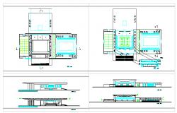 stadium design architects Project