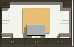 tv unit with furniture