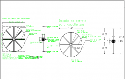wooden cart wheel design