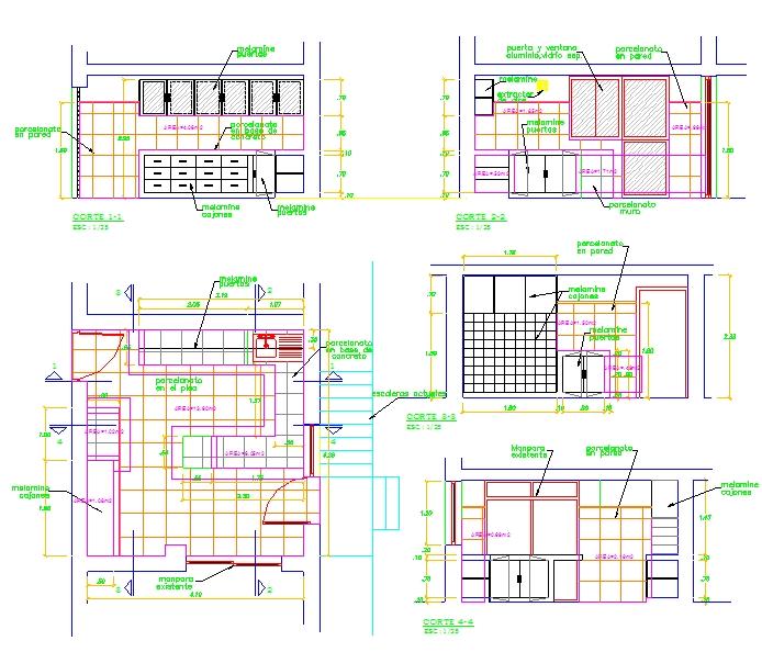 Laboratory  plan project