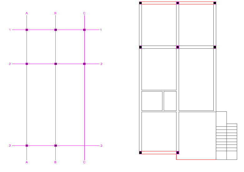 2d drawing in autocad