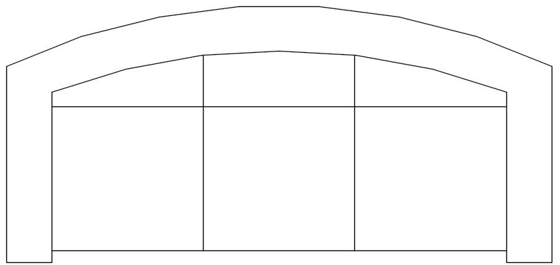 2d elevation of sofa dwg file