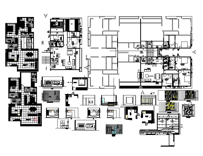 3 BHK Apartment Detail
