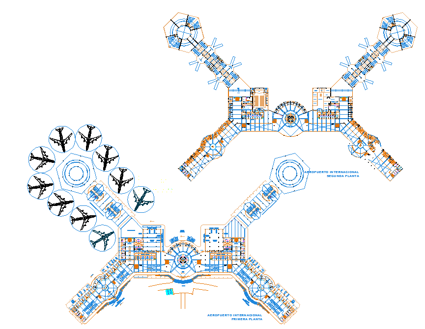 International Airport Design