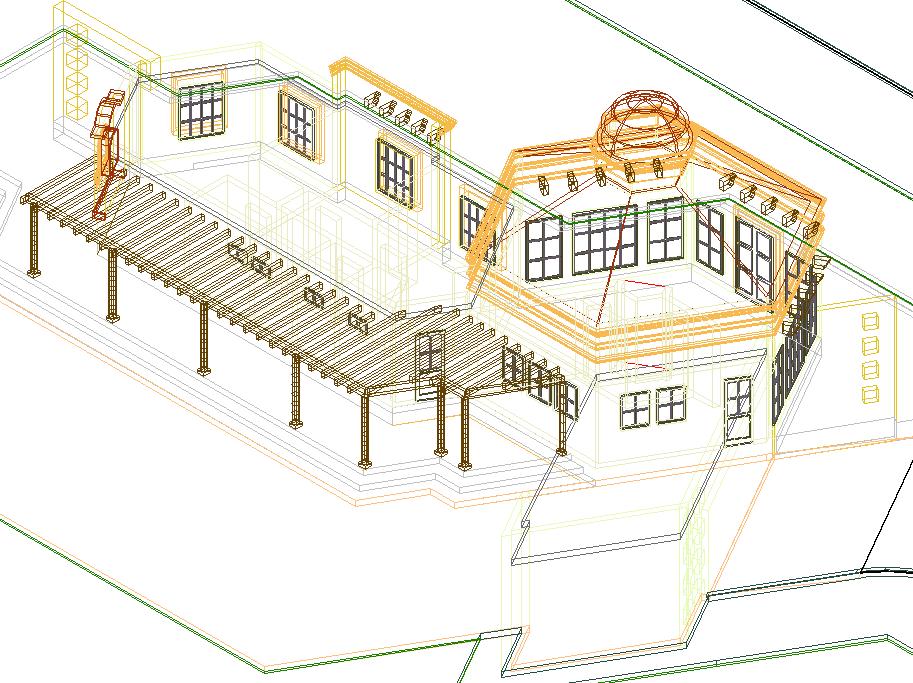 3d House Project Detail