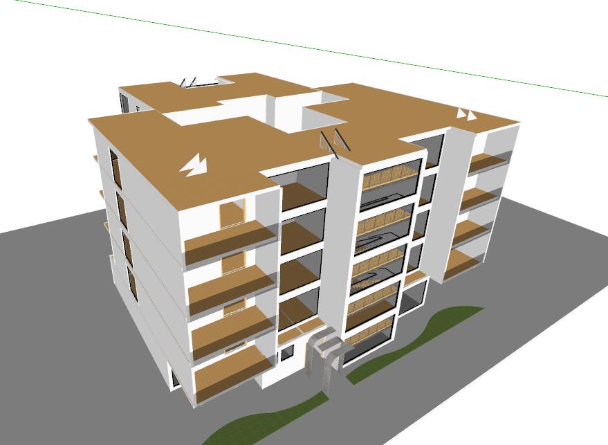 3d School Project Detail