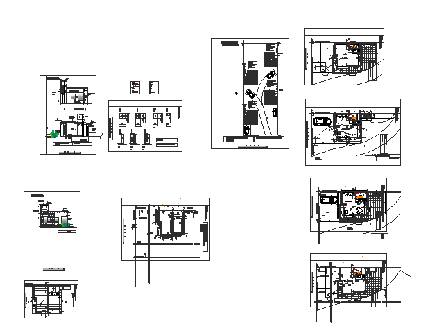 4 room appartments - summer house