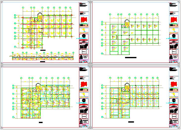 First Floor Slab Zone - 1 06-04-09