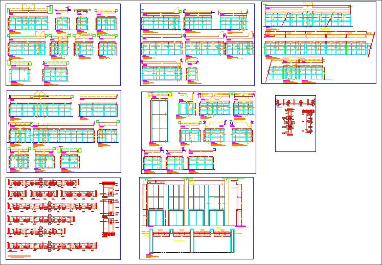 Hospital lay-out Plan