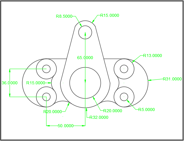 4 nut clamp for CNC and Lathe Machine