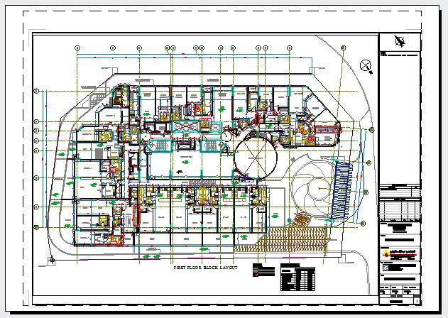 Building layout Design