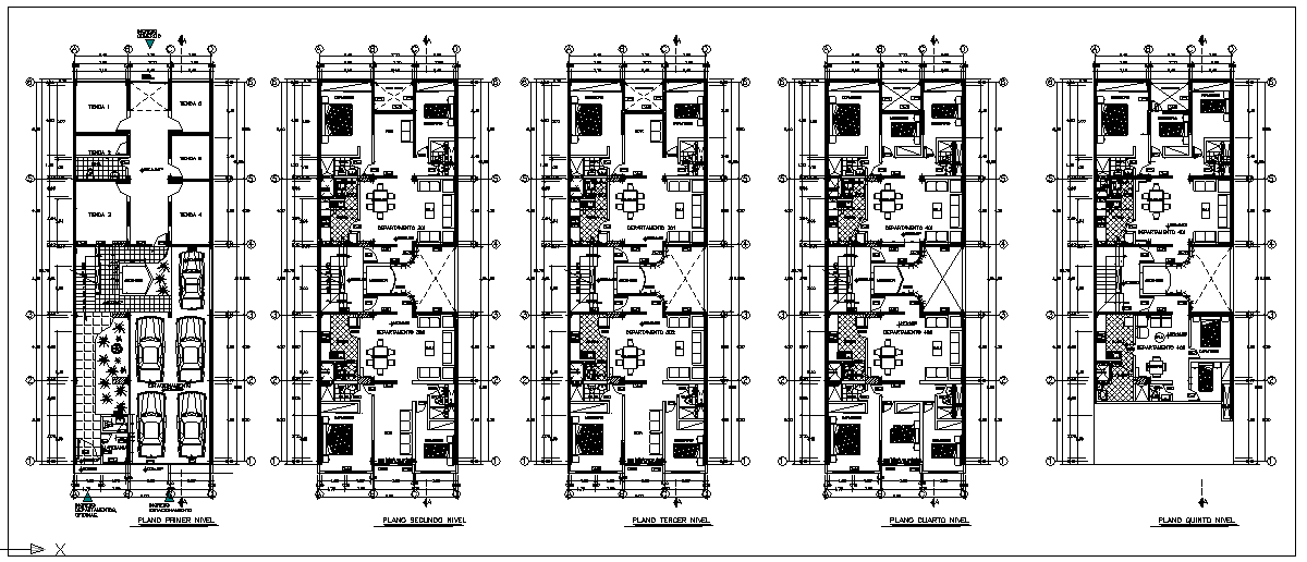 Multi Functional building
