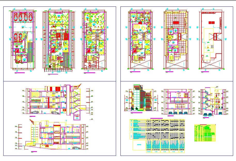 Hospital type of Clinic design