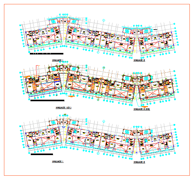 Duplex House Lay-out