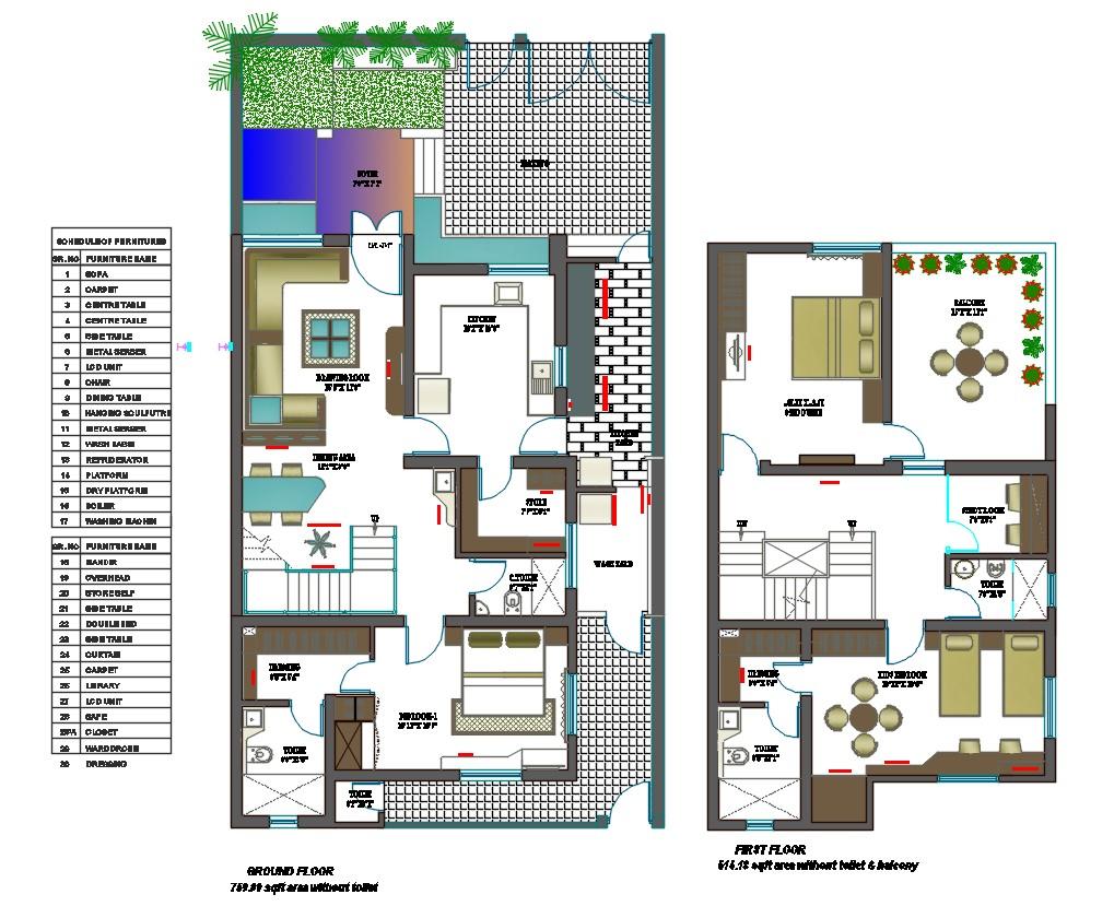 Popular Inspiration 23 800 Sq Ft House Plans 3 Bedroom In 3d