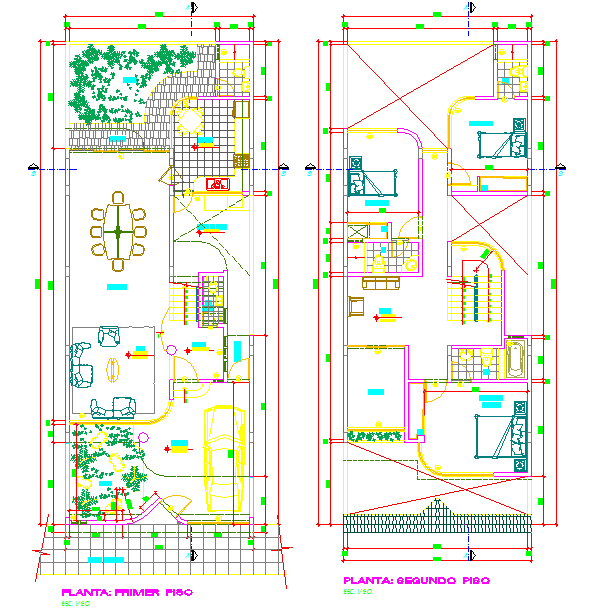 House Lay-out Design