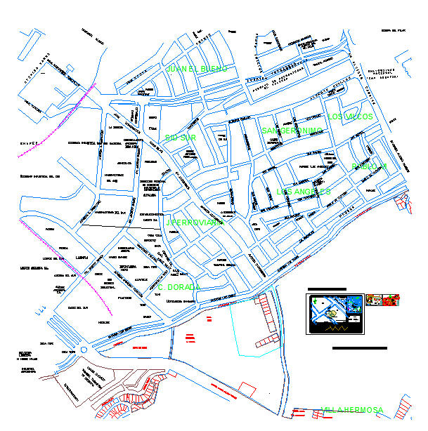 Town Planing Detail Project