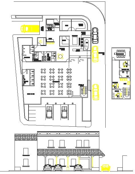 Restaurant File Detail