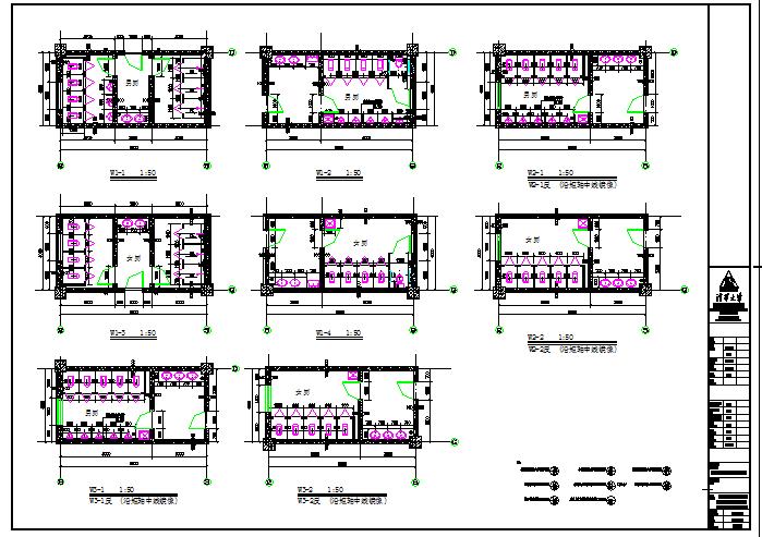 Architecture Bathroom & Toilet Design
