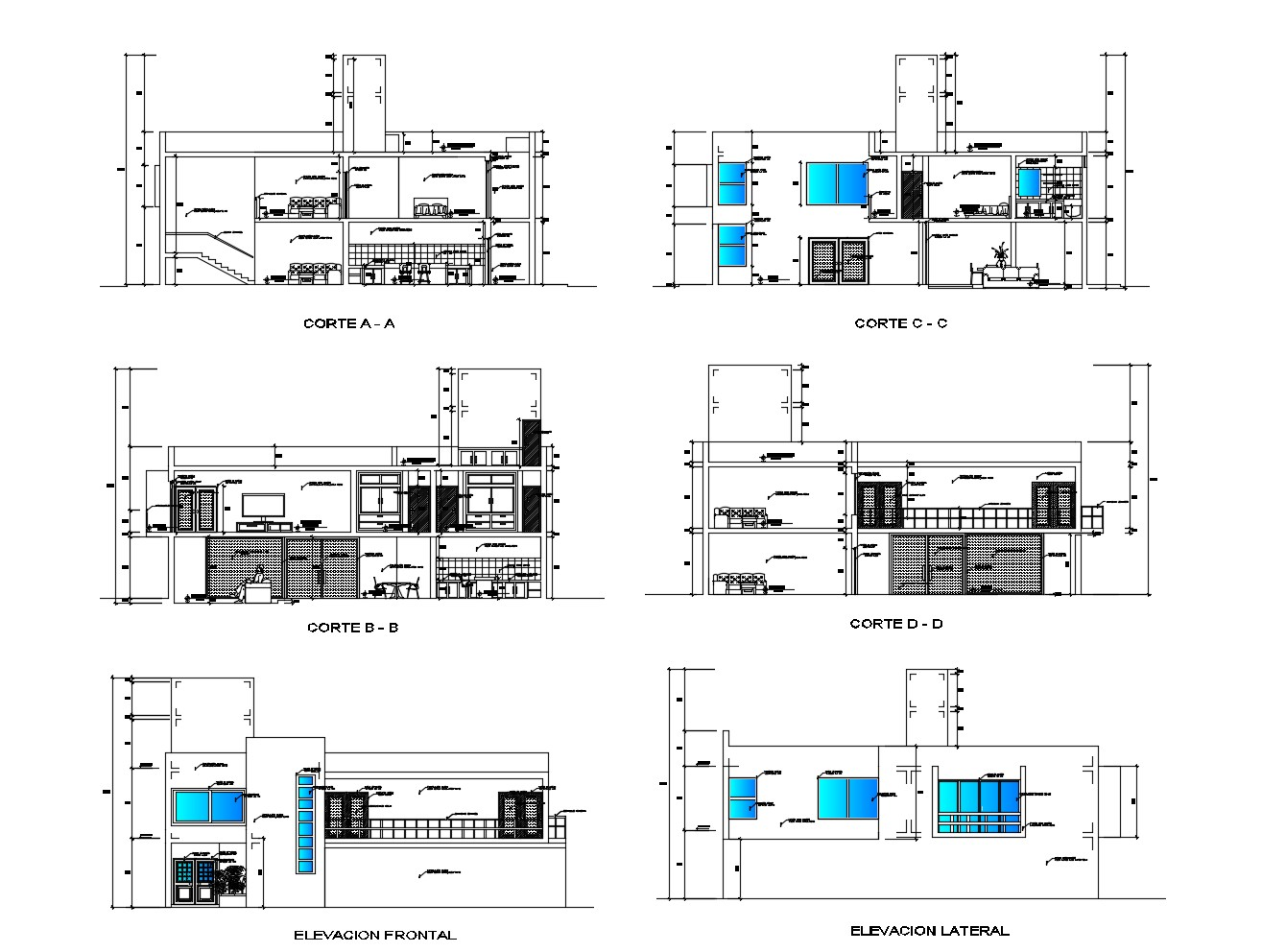 Autocad drawing of the bungalow with elevation and section ... on house styles, house design, house painting, house maps, house exterior, house rendering, house framing, house layout, house elevations, house foundation, house building, house types, house construction, house drawings, house clip art, house plants, house models, house blueprints, house roof, house structure,