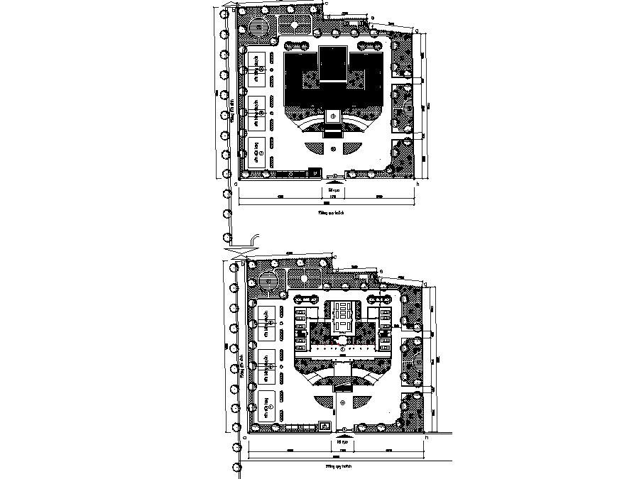 Businesses hub plan detail