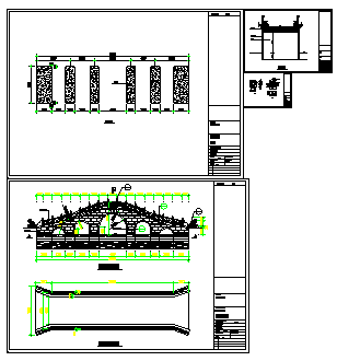Causeway Bridge design drawing