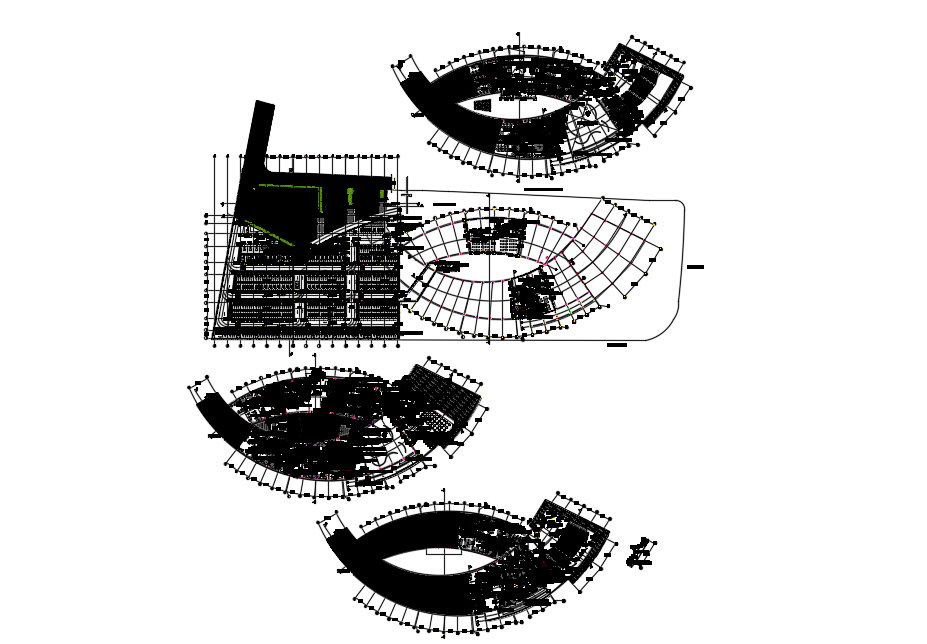 City Hall dwg file