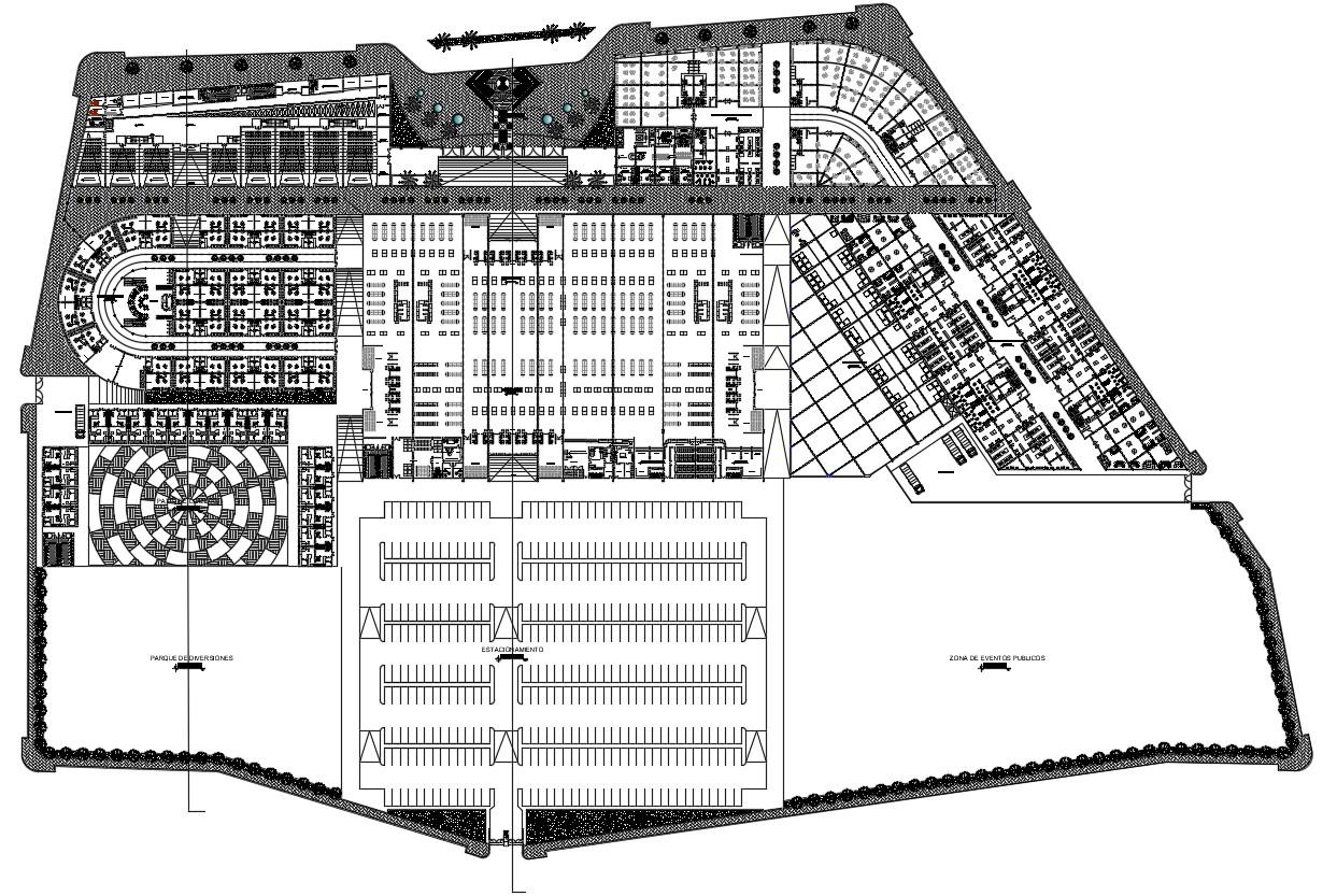 Commercial Building Design Plans