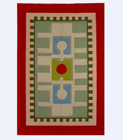Common carpet block design dwg file